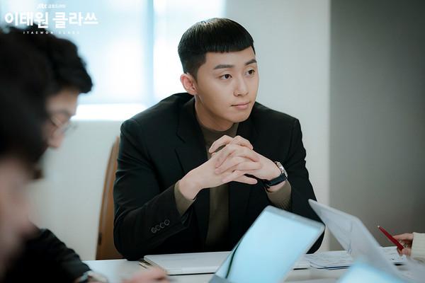 ▲梨泰院Class,朴敘俊。(圖/翻攝自JTBC官網)
