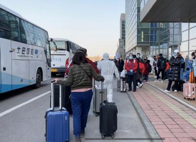 「回國添亂、千里投毒」 人民日報:警惕對入境人員輿論「一刀切」