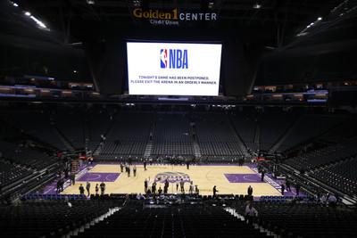 NBA盼5月8日後恢復場館 但不得同時多於4球員