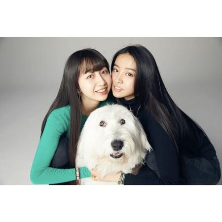 ▲木村光希曝光和姐姐的合照並讚「全世界最好的姐姐」。(圖/翻攝自木村光希IG)