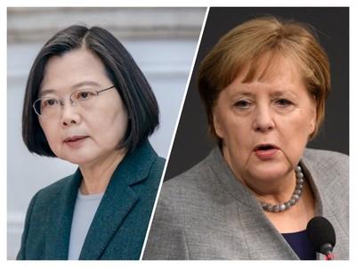 女性領導人不約而同上火線 蔡英文、梅克爾都呼籲「團結抗疫」