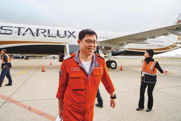 張國煒(圖)2016年公布張榮發遺囑並任長榮總裁一天後即遭拔掉,他已出走創辦星宇航空。(翻攝星宇航空臉書)