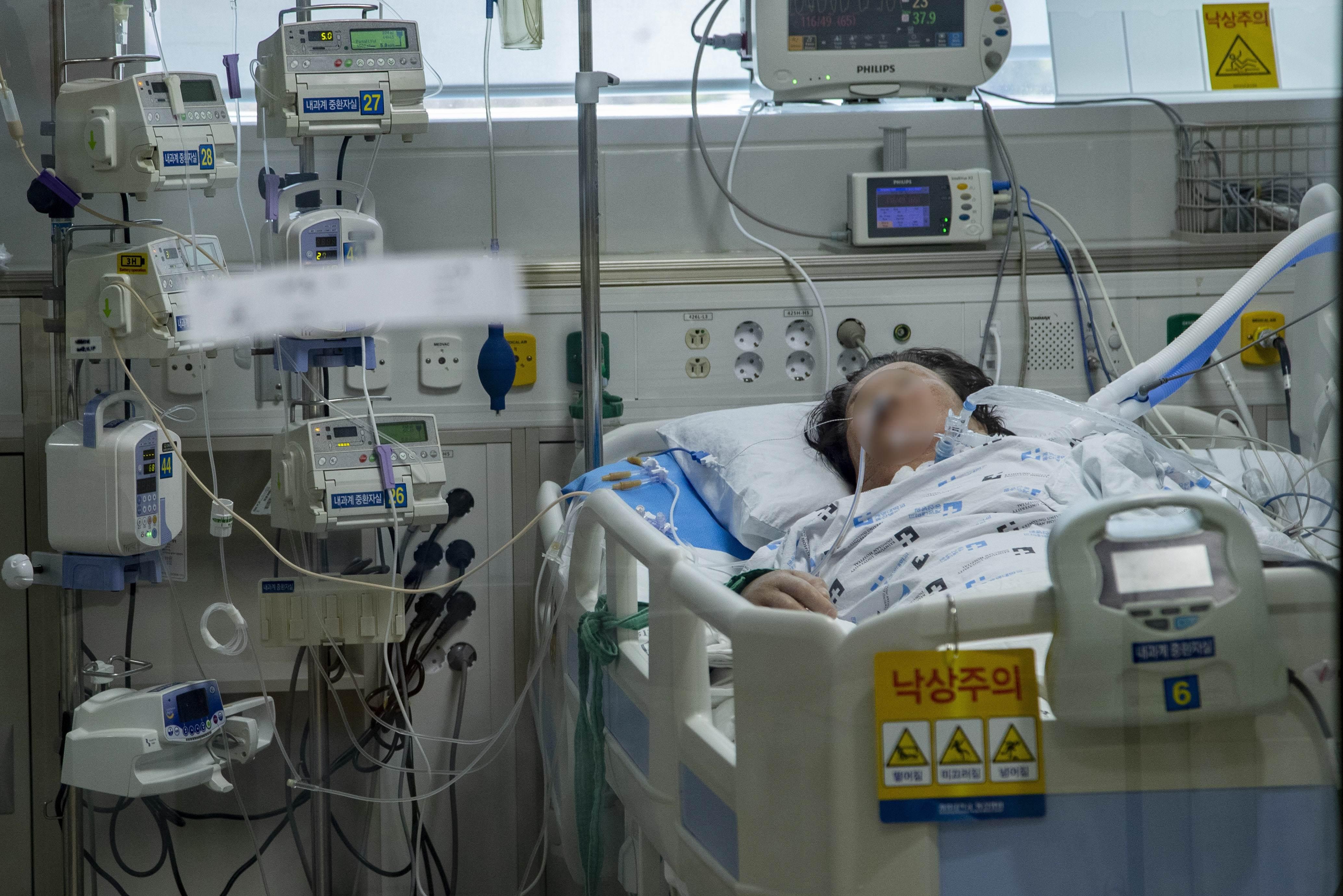 ▲▼南韓疫情,大邱,新冠肺炎。(圖/達志影像)