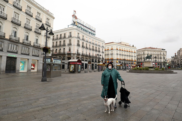 西班牙破100萬人感染「歐盟第一」 國會通過緊急狀態延長半年