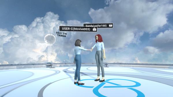 宏達電「VIVE Sync預覽版」搶先體驗 打造3D虛擬人偶參與VR會議(14P)