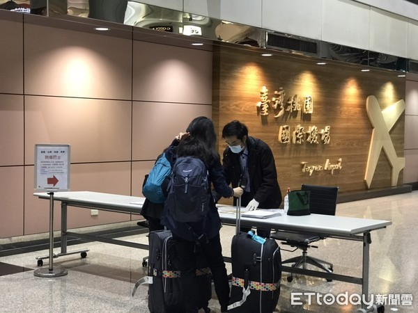外媒來台實測!批「台灣機場防疫」漏洞百出 桃機狠打臉回應了