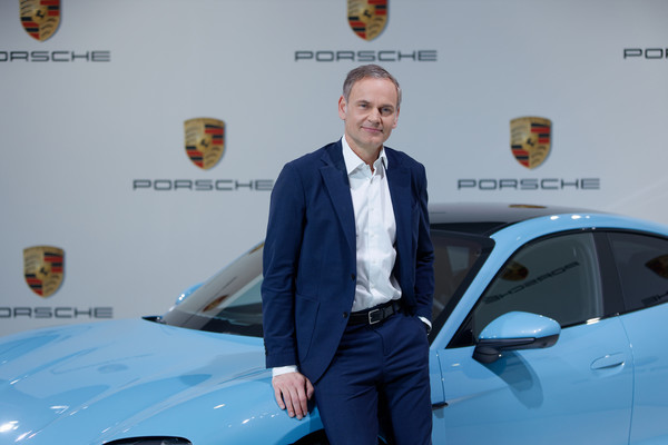 保時捷2019年熱銷28萬輛新車 品牌營業額上看285億歐元(圖/翻攝自保時捷)