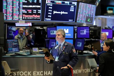 美股期指重挫!道瓊期跌近300點、那指期貨大跌1.5% 預告美股開盤不妙