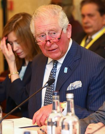 ▲▼查爾斯王儲確診新冠肺炎,梅根、哈利王子在加拿大。(圖/達志影像)