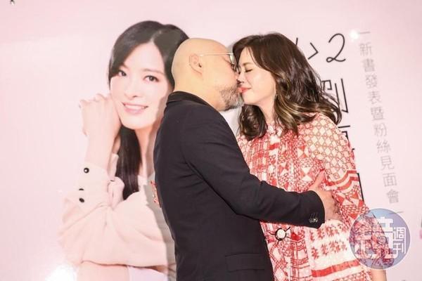 「我不完美,但他讓我做自己」 劉真深情留話給辛龍:看到他對家庭的重視