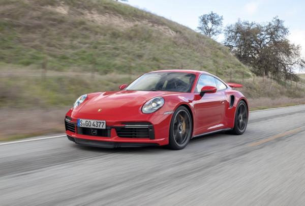 ▲保時捷911 Turbo S。(圖/翻攝自Porsche)