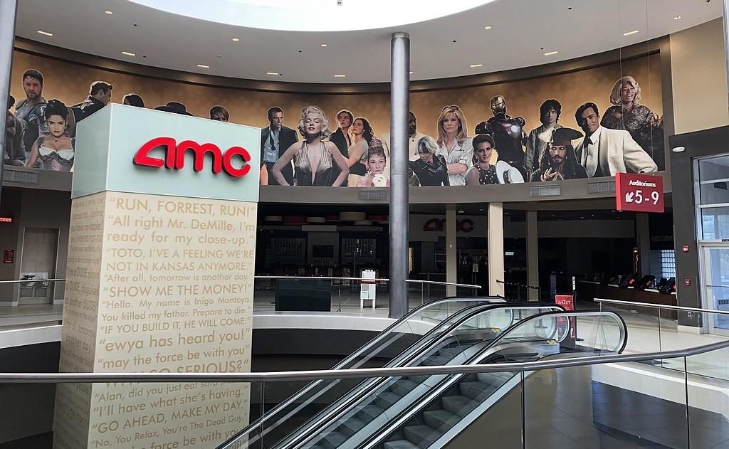 ▲▼美國連鎖電影院AMC(圖/翻攝自Wiki/AMC)
