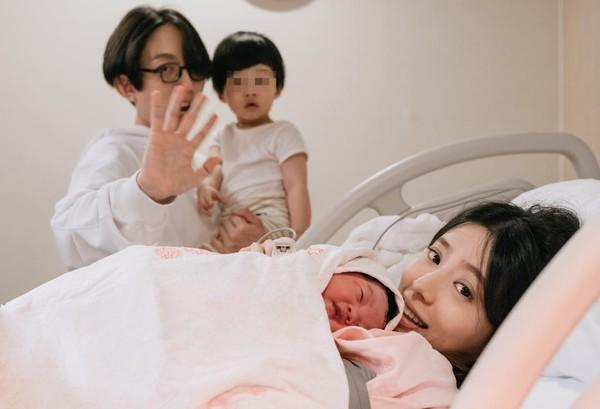 ▲▼林宥嘉女兒出生。(圖/華研提供)