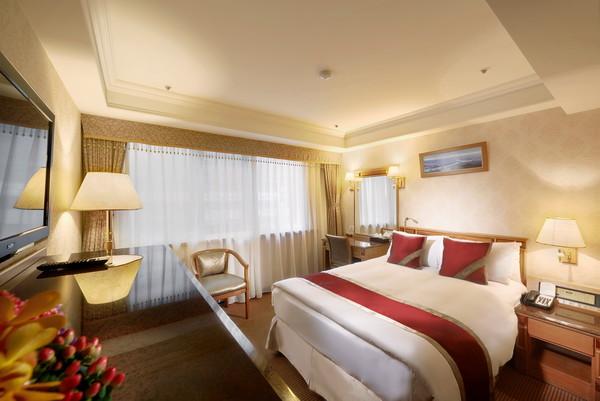 憑票根入住「台北3飯店」每人650元起!含早餐、爽用健身房   ETto