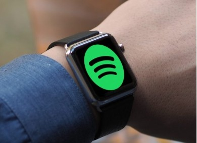 ▲Spotify,Apple Watch。(圖/iPhoneAddict)