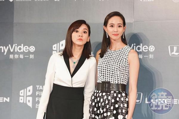 張鈞甯、陳意涵爆「閨蜜決裂」!零互動1年多 姐妹變成平行線