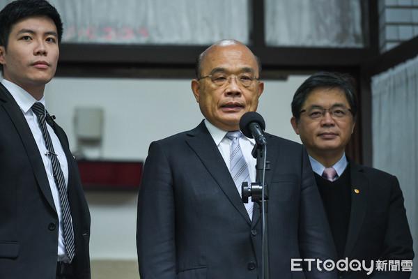 7成5民眾支持「護照改TAIWAN」 蘇貞昌:這要國人、朝野共識