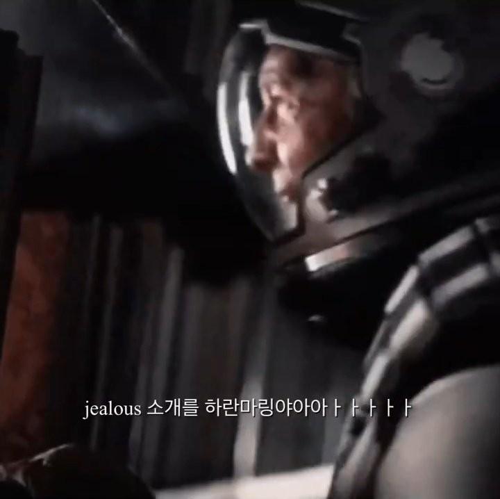 ▲姜丹尼爾懊悔自己沒介紹《JEAULOUS》特別舞台。(圖/翻攝自姜丹尼爾IG)