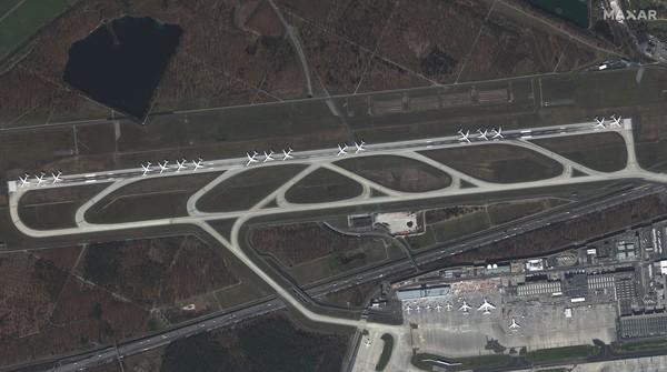 ▲▼ 德國法蘭克福機場        。(圖/路透)