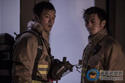 天津大爆炸…網友驚《救火英雄》電影情節竟然真實上演