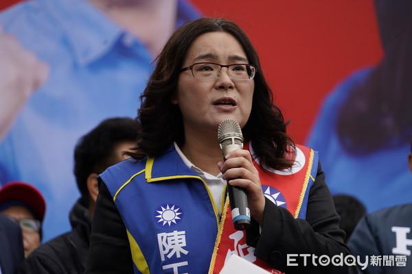 槓上蘇貞昌! 陳玉珍:你是台灣國,還是中華民國行政院長