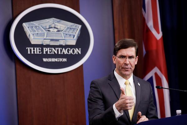 川普揚言引《叛亂法》出動現役美軍 國防部長說話了!