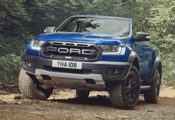 ▲2019 Ford Ranger Raptor。(圖/翻攝自Ford)
