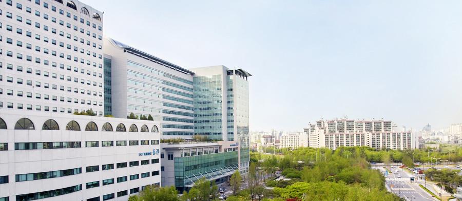 ▲▼首爾峨山醫院(圖/翻攝自醫院官網)