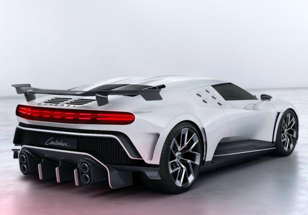 ▲2020 Bugatti Centodieci。(图/翻摄自 Bugatti)