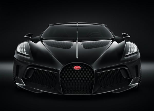 ▲2019 Bugatti La Voiture Noire。(图/翻摄自Bugatti)