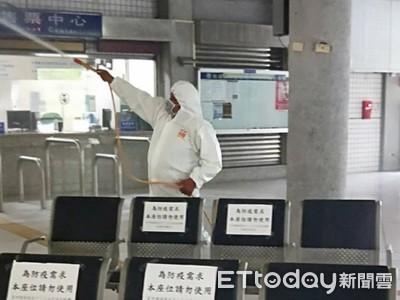 清明連假引來大量觀光人潮 花蓮13鄉鎮市同步消毒防疫情