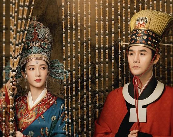 ▲王凱、江疏影《清平樂》 。(圖/WeTV提供)