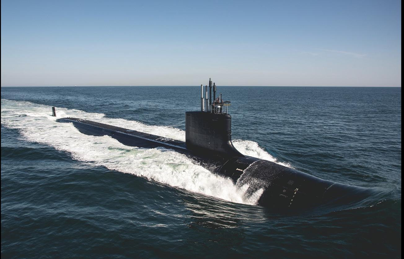 智庫,傳統基金會,潛艇,中國,美國,俄國,絕氣推進系統,水下無人載具,潛艦