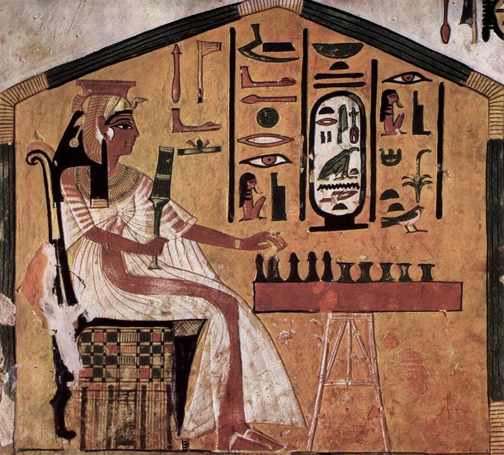 ▲▼古埃及圖坦卡門(圖/Wikipedia)
