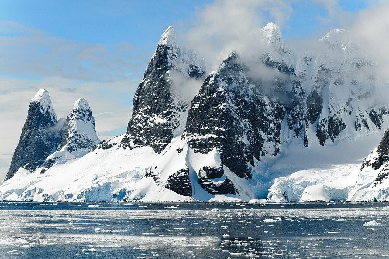▲▼南極以前是雨林。(圖/取自免費圖庫Pixabay)