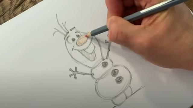 ▲▼迪士尼推出《與雪寶待在家》小短片(翻攝自YouTube/Walt Disney Animation Studios)