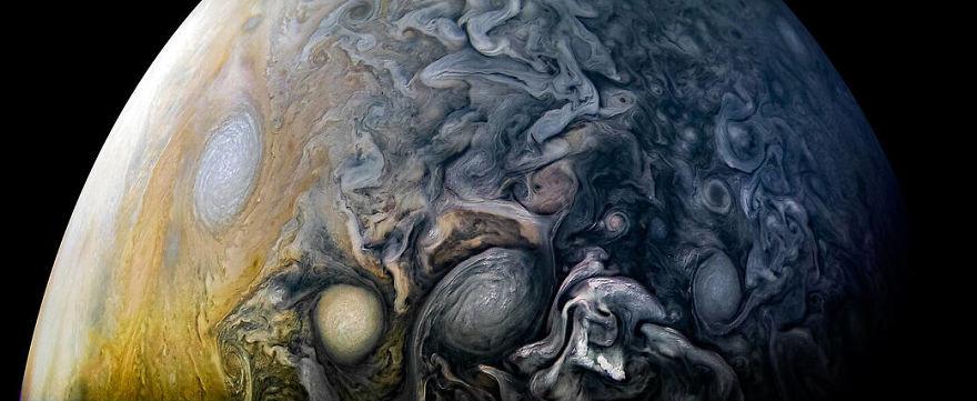 ▲木星。(圖/翻攝自Nasa)