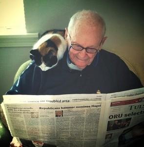 不說話只作伴 貓咪帶來的完全治癒力