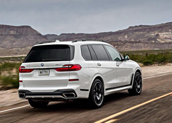 ▲2019 X7 xDrive50i。(圖/翻攝自BMW)