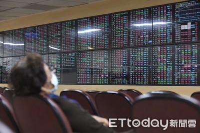 台股收10616點小漲48點 成交金額放大至1819億元