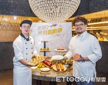 漢來美食推「防疫系」甜點搶市 米其林星廚聯名設計攻安心商機