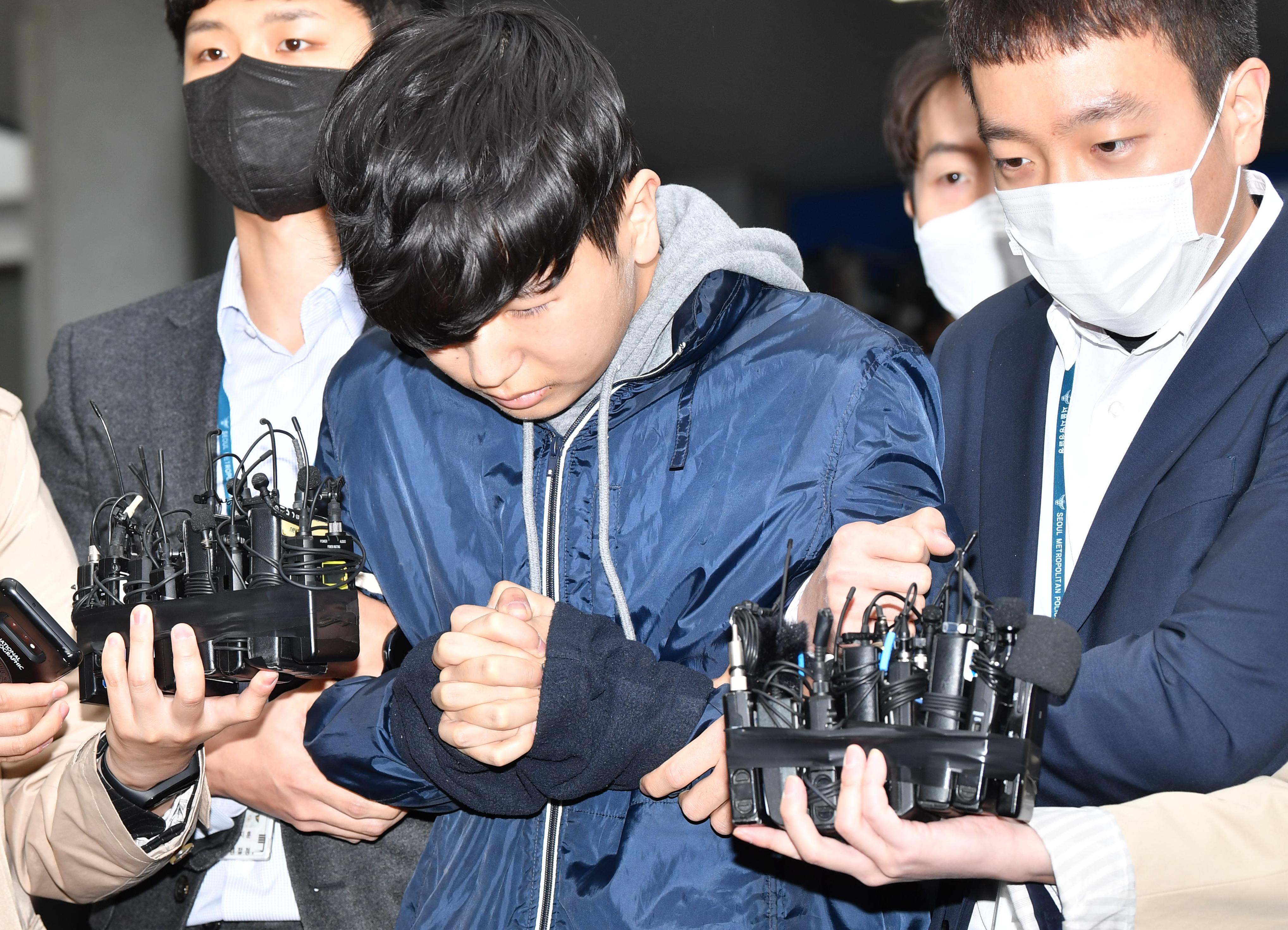 ▲▼N號房共犯姜勳慘遭校方開除學籍。(圖/達志影像)