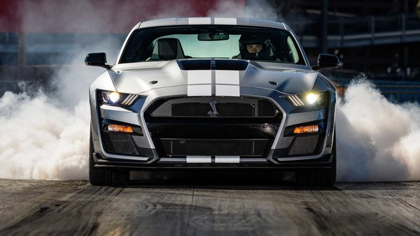 ▲2020 Ford Mustang Shelby GT500。(圖/翻攝自Ford)