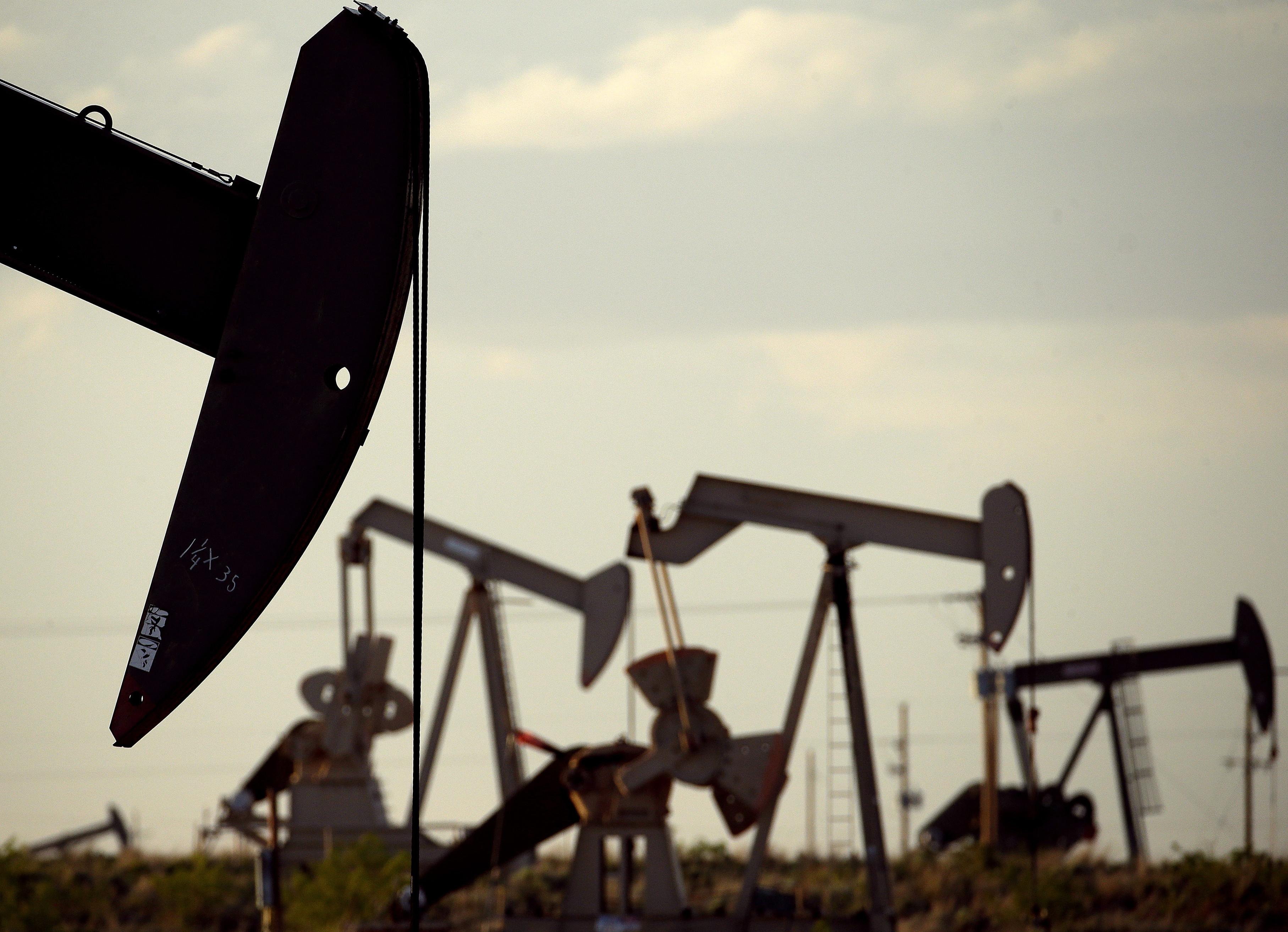 ▲▼石油,原油,油價,抽油機。(圖/達志影像/美聯社)