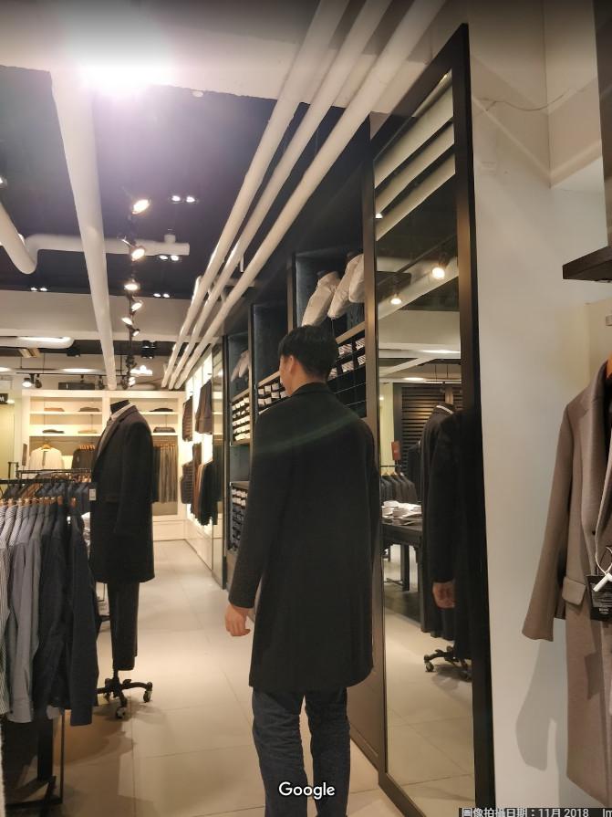 ▲▼韓國服裝品牌SPAO江南店驚傳女顧客遭員工偷拍(示意圖,非當事者/翻攝自Google Map)