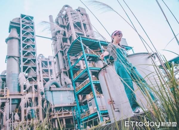 ▲▼台泥DAKA開放生態循環工廠。(圖/台泥提供)