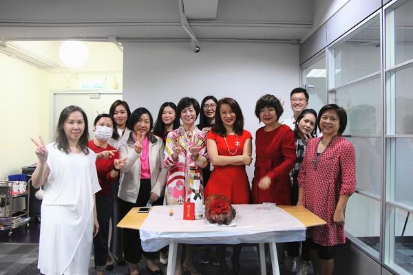 東森全球新連鎖事業在香港啟動(圖/東森全球新連鎖事業提供)