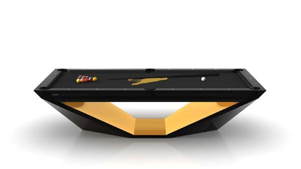 劳斯莱斯车主才够入手的多功能游戏桌 一张价格可买一台全新保时捷(图/翻摄自11 Ravens)