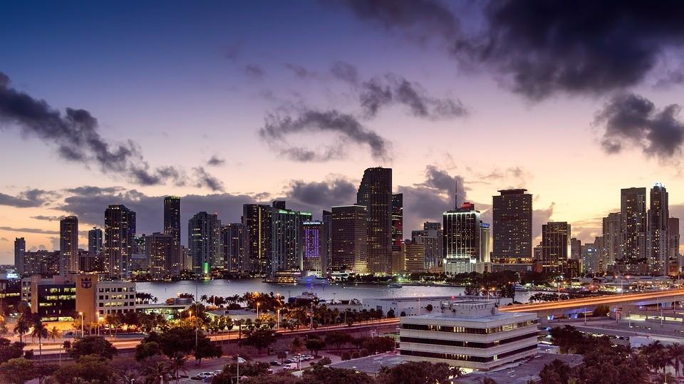 ▲▼邁阿密自「隔離政策」頒布後,已七周無發生命案(圖/取自免費圖庫Pixabay)