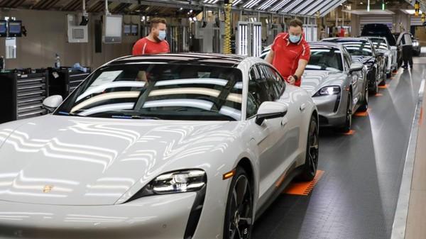 ▲保时捷将在5月4日重启德国产线。(图/翻摄自Porsche)